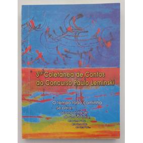 3ª Coletânea De Contos Do Concurso Paulo Leminski