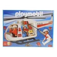 Playmobil Helicóptero Salvataje 3789 E.full