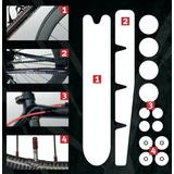 Protector De Cuadro Bicicleta Effetto Mariposa Road Kit