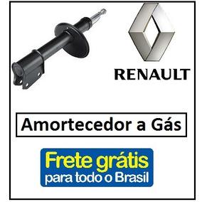 Amortecedor Dianteiro Renaut Clio Importado 96 À 98 Remanu.