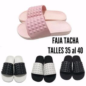 Ojotas Fajas Tachas Ultima Moda