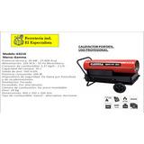 Calefactor Cañon Gamma 25800kcal Gryp 30 | Gasoil O Kerosene