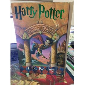 Livro Usado Harry Potter E A Pedra Filosofal
