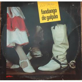Lp (014) Gaúcho - Fandango De Galpão