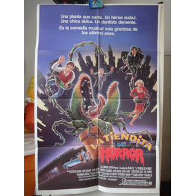 Poste Little Shop Of Horror Tiendita Del Horror Rick Moranis