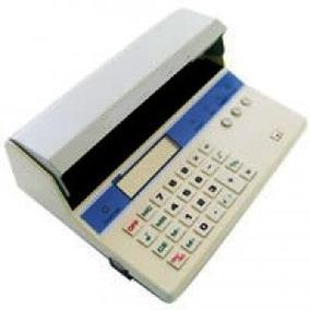 Detector De Dinero Falso Con Calculadora 8 Digitos Cm-1673