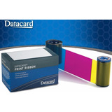 Cinta Impresora Carnets Datacard 535000-003 Ymckt Color