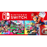 Pack De 4 Juegos Nintendo Switch