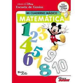 Mi Cuaderno Magico - Matematica - Carolina Cortabitarte