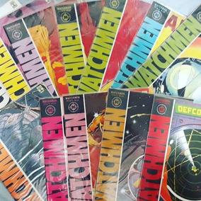 Watchmen Quadrinhos Dc Comix Coleção Completa Raríssimo