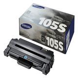 Toner Samsung 105s Mlt-d105s Negro Para Impresora Ml-191x