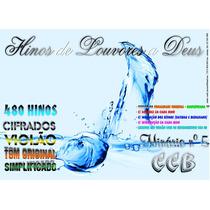 Hinos Ccb Violão Tonalidade Original Simplificado - Compacto