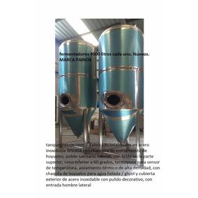 Tanques Enfriadores (fermentadores Para Cerveza) Fabricantes