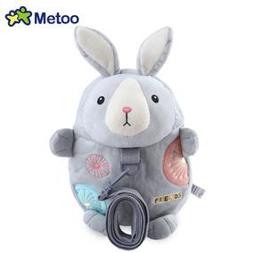 Mochila Anti Pérdida Metoo Con Diseño Animal 3d P/niños Niña