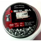 1 X Chumbinho Shilba Extra Hp 5.5mm Espingarda Carabina .22