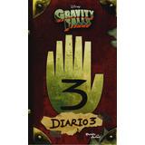 Gravity Falls Diario 3 Disney Libro En Español