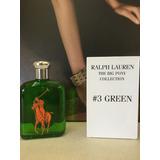 Perfume Importado Ralph Lauren Big Pony #3 Verde Tester