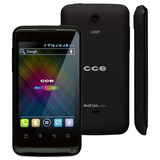 Celular Cce Motion Plus Sk351 C/ Dual Android 4.0, 3g, Wi-fi