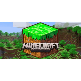 Minecraft Pocket Edition Para Pc Y Android Original