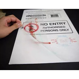 Hojas Transparentes A4 Papel De Alta Resolución (05unidades)
