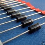 Sr5100 5a 100v Schottky Rectificador Do-201ad Sb5100