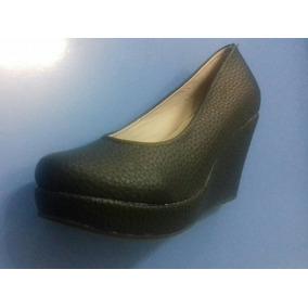 Zapato Mujer Dama Taco Chino Fiesta Clásico Moda