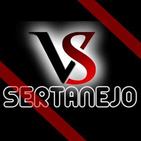 Vs Sertanejo Aberto Multipista - Pacote Com 650 Vs De Brinde