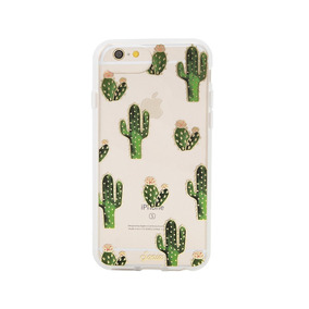 Sonix Prickly Pear Clear Cell Phone Case For Ipho -transp