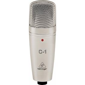 C1 Microfone Behringer Condensador Estudio C1-xlr