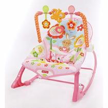 Cadeira De Balanço Minha Infan Meninas Mattel