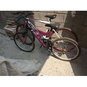 Bicicleta Montaña Next Doble Suspensión 24