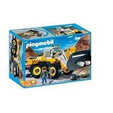 Playmobil Mega Cargadora Frontal- Codigo: 4038