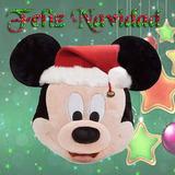 Almohadas De Mickey Y Minnie Navideños