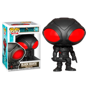 Aquaman Black Manta Pop Funko