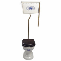 Miniatura Móveis Casa De Boneca Vaso Sanitário