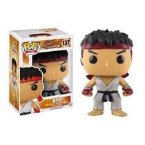 Funko Pop! Street Fighter Ryu Pronta Entrega