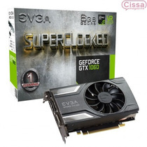 Evga Geforce Gtx 1060 Sc Gaming 6gb Gddr5 Pci-express 3.0
