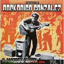 Cd Rockdrigo Gonzalez Ofrenda Vol 1
