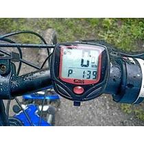 Velocimetro Odometro Digital Bicicleta Resistente Al Agua