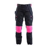 Pantalón Sequoia Speed Gas Pink Para Damas Con Protección