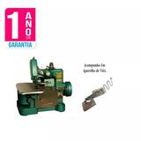 Overloque Overlock Semi Industrial 110v + Aparelho De Brinde