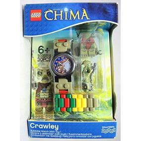 Lego Leyendas De Chima Crawley Reloj De Construcción Con Mi