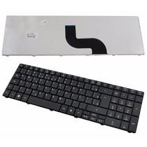 Teclado Notebook Acer 5750z 4424 5750z 4893 5750z-4491 Com Ç