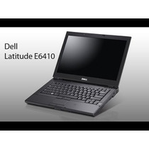 Notbook Dell Latitude E6410 Intel I7 500gb 8gb Bateria Nova