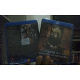 Blu-ray Millennium Os Homens Que Não Amavam As Mulheres Lacr