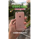 Iphone 6s Oro Rosa 16gb Como Nuevo, Promo !!!