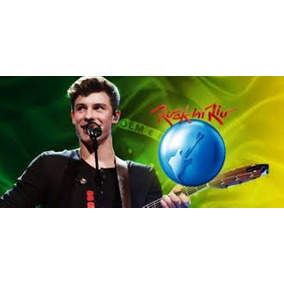 Rock In Rio 2017 Shawn Mendes Dvd