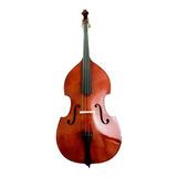 Contrabajo Profesional H.g 1/4 Amadeus Cellini Amcb005