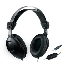 Auricular Genius Hs M505x Vincha Tablet Celular