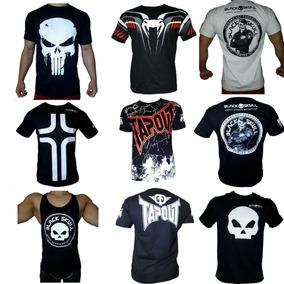 Camiseta Camisa Jaco Venum Universal Mma Ufc Jiu Jitsu Ufc